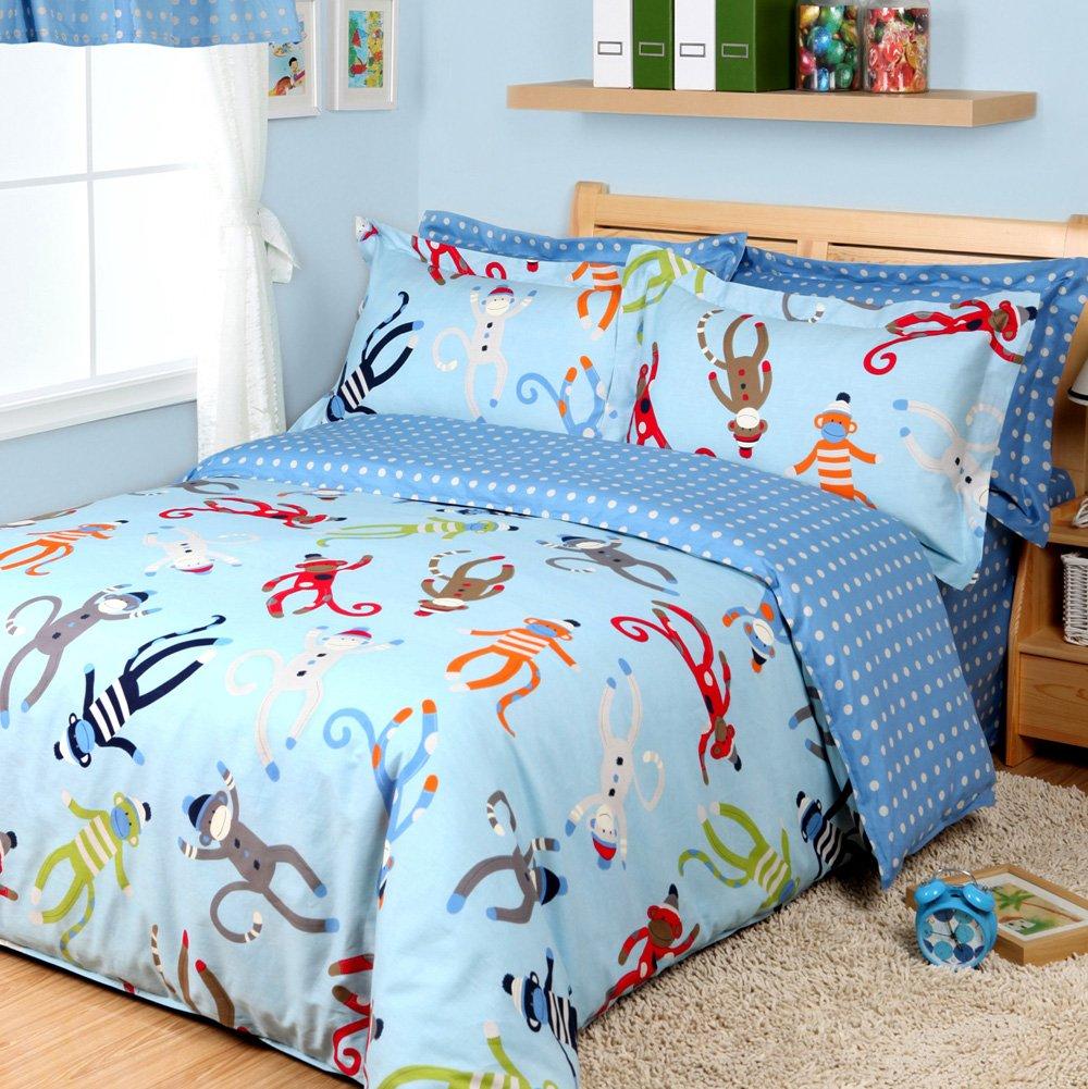 Boy Bedroom Sets: Cheap Monkey Bedding Full, Find Monkey Bedding Full Deals