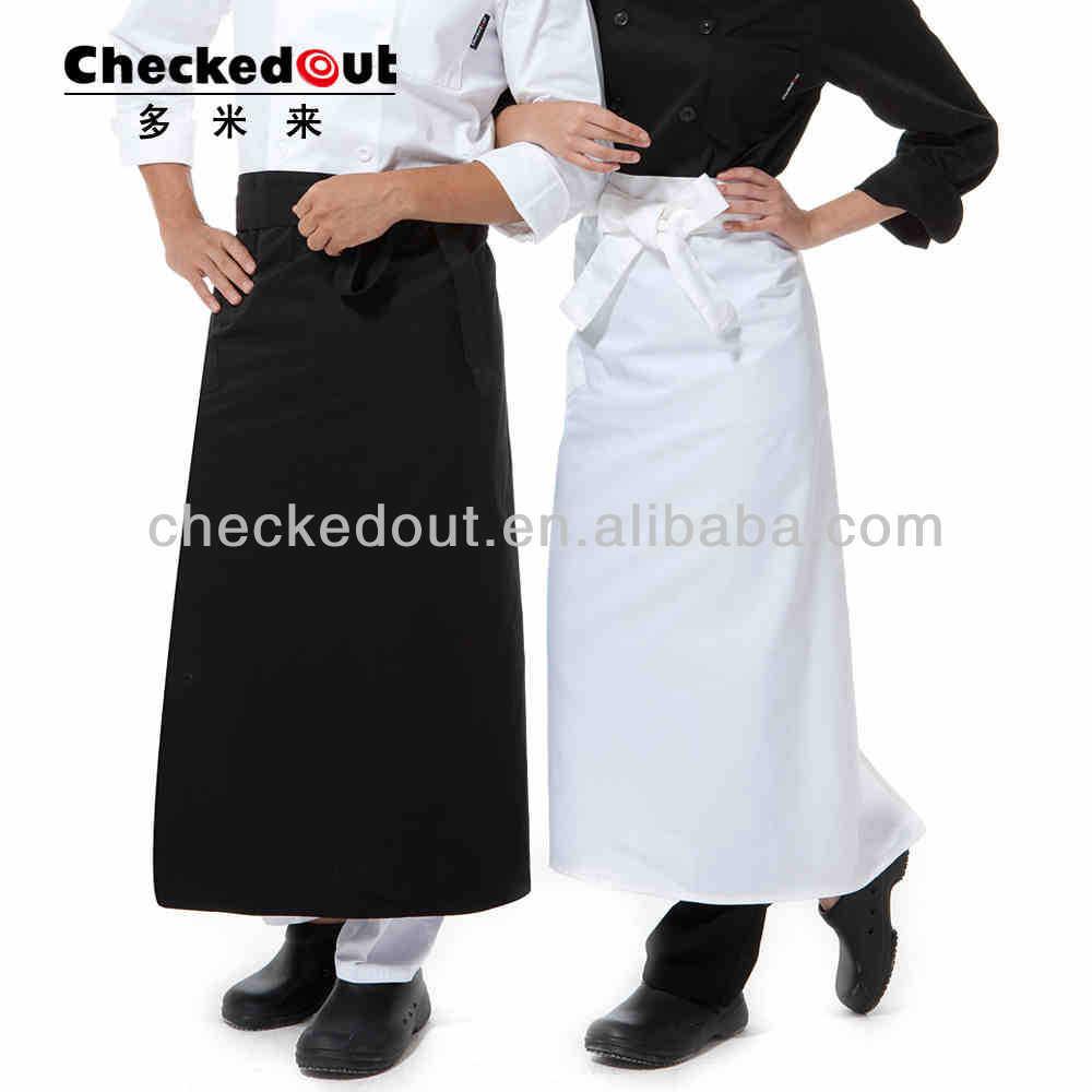 Chef Aprons Durable Apron Fooking Avental Cozinha Avental Promo O