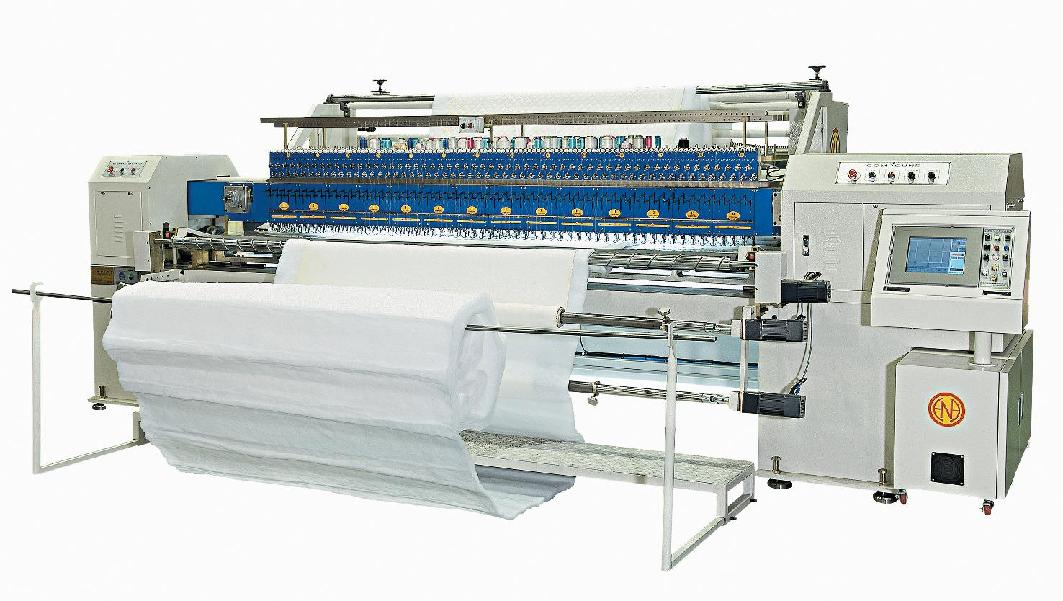 Computerized Quilting Embroidery Machine - Buy Textile Machinery ... : embroidery quilting machine - Adamdwight.com
