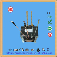 low frequency transformer 240v to 24v 1000va wall plug
