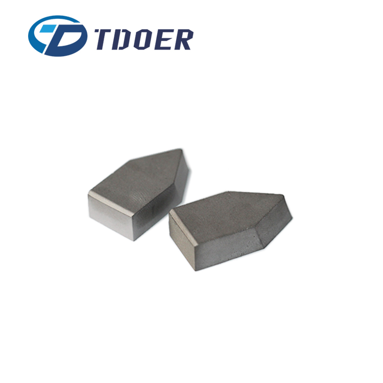 China good quality k20 tungsten carbide saw tips scraper blade