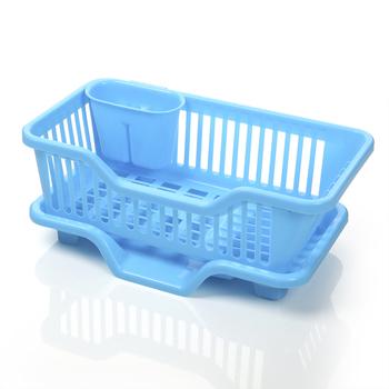 Vozvo Multi Function Plastic Spoon Dish Drainer Drying Rack