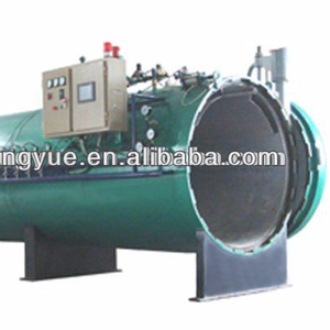 Large Vulcanizing Tank For Tires/Truck Tire Steam Vulcanization Renew Autoclave Equipment