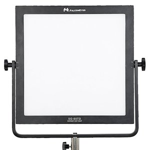 Falcon Eyes SO-60TD ultra slim 3000-5600K Bi-Color 60W photography film portable photo studio led soft light