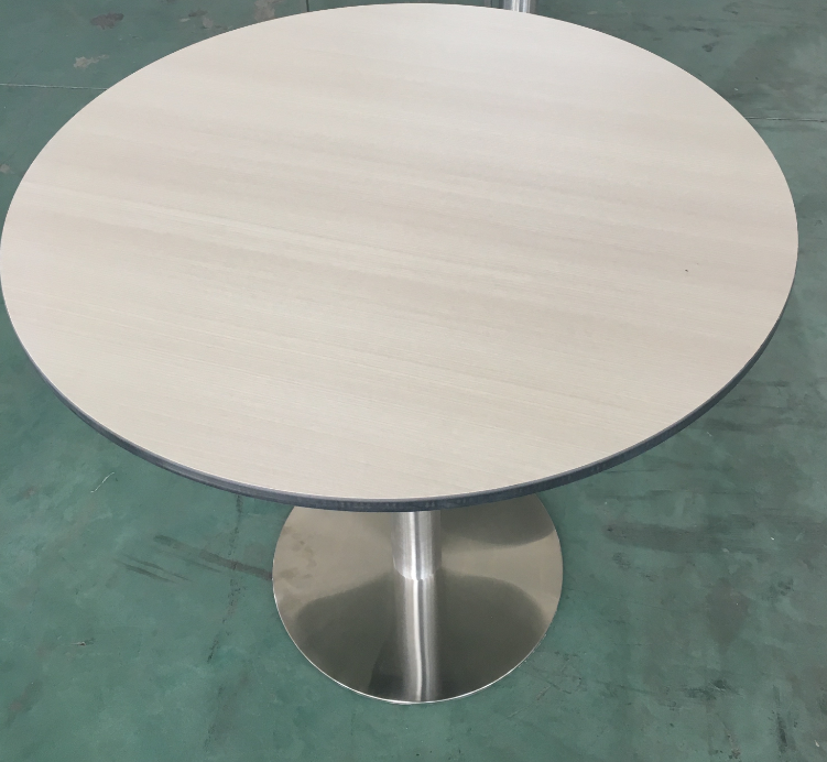 Hpl Outdoor Compact Round Table Top Without Stainless Base   Buy Wood  Table,Outdoor Table,Hpl Table Top Product On Alibaba.com