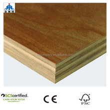 18mm commercial plywood WBP glue plywood board