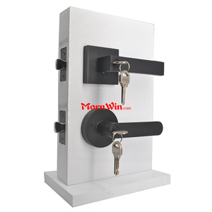 Hot Sale American style heavy duty tubular leverset locks handle door locks
