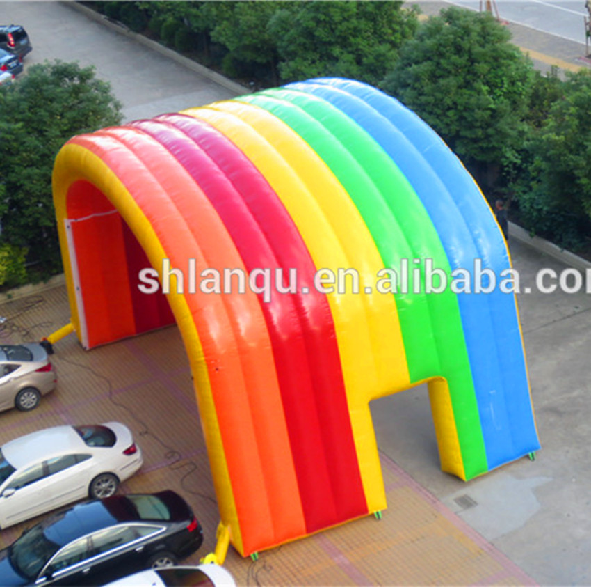 Outdoor event for party wedding/wearhouse inflatable tent