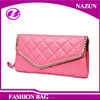 2016 cheap pink ladies Lovely fancy mirror pocket / Korean fancy wallet / card case