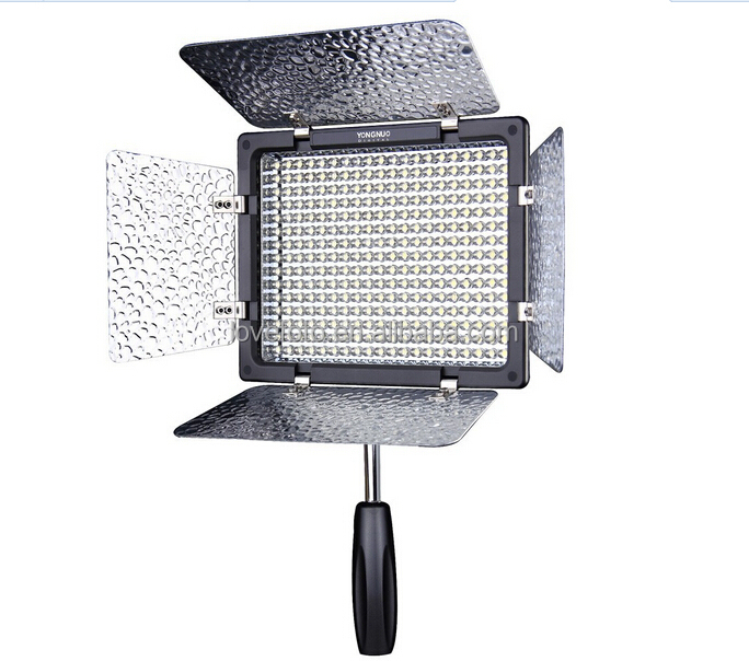 Original Yongnuo YN300 III YN-300 lIl 5500K Pro LED Video Light with Remote Control