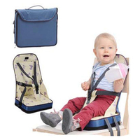Multifunctional baby booster bag promotion gift booster seat