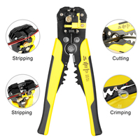 Glory Network Multi Function Wire Cutting Piler Stripper Cat5e Cat6 CAT7 RJ11 RJ12 RJ45 Crimp Tool Hand Tools Cable Crimper