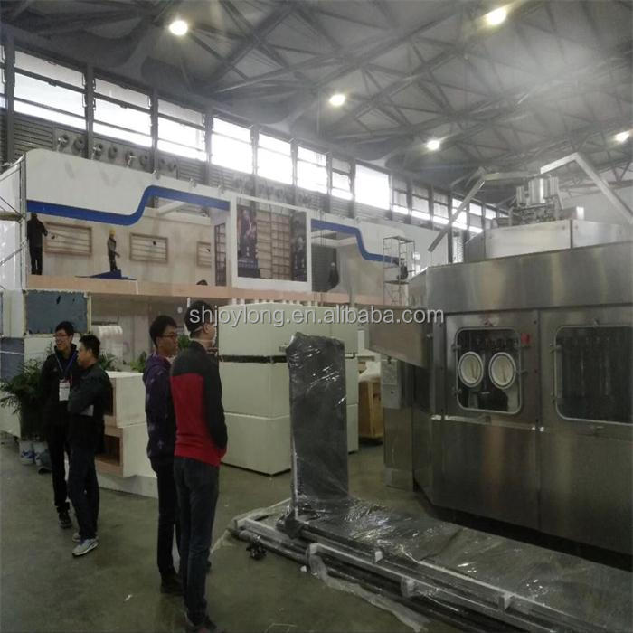Aseptic PET Bottle Cold Filling Machine For UHT Milk