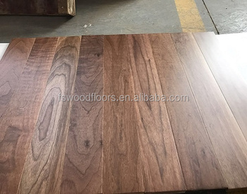 Solid American Black Walnut Hardwood Flooring 122x18mm Buy