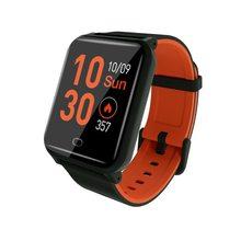 B11 умный Браслет 9,9 мм тело фитнес водонепроницаемые часы мониторинг сердечного ритма сна Смарт часы для Android и IOS8.0 PK S266(Китай)