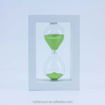 wood sand timer 10 minutes promotional sand timer hourglass buy