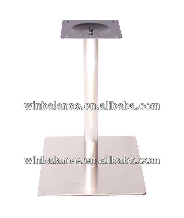 Square Metal Stainless Steel Table