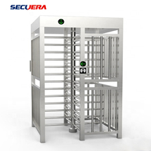 Fingerprint Access Control หมุน Gate/High Turnstile ประตู/Full สูง Security Turnstile