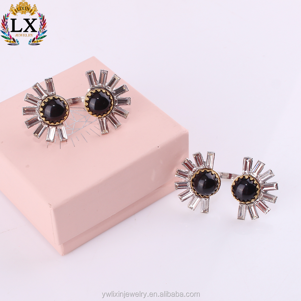 Crystal Finger Ring, Crystal Finger Ring Suppliers and Manufacturers ...