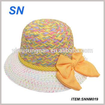 Wholesale Folding Straw Fancy Hat  cap For Girls - Buy Straw Hat ... 2261d7b1324