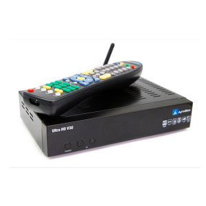 2018 hot selling JYNXBOX V30 1080p full hd receiver with jb200 HD Module and Wifi for CCCam Newcam for North America in stock