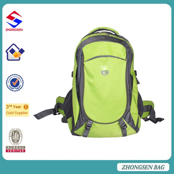 New product backpack custom outdoor bag pack from china
