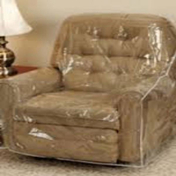 Clear Vinyl Sofa Covers Home Design