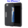 Rock Soft TPU Protective Case for iPhone 7 with Card Slot