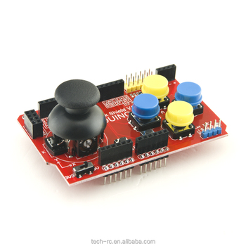 Game Joystick Shield V1 Expansion Board Game Controller Module Compatible  for Arduino, View Joystick Shield, Iduino Product Details from Shenzhen