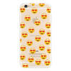 Wholesale cellphone accessories for iphone se/5/5s 6/6s 6 plus/6s plus soft TPU phone case with funny emoji pattern