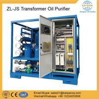 Best High Vacuum Hydraulic Oil Cleaner Machine