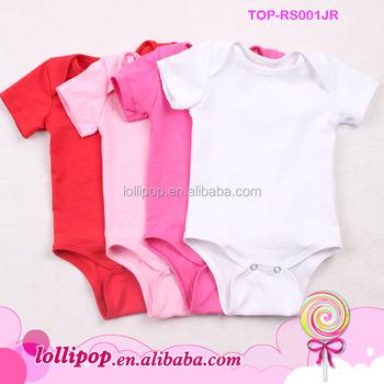Groothandel Babykleding.Hete Verkoop Zachte Prachtige Meisjes Effen Kleur Biologisch Katoen