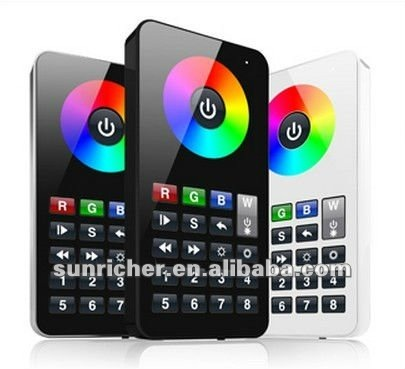 8 Zones RGB Led controller met WiFi/Bluetooth
