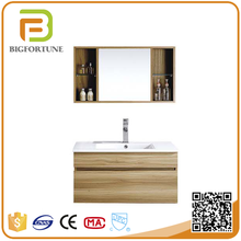 European style modern toilet mirror cabinet bathroom furniture wall cabinet vanity