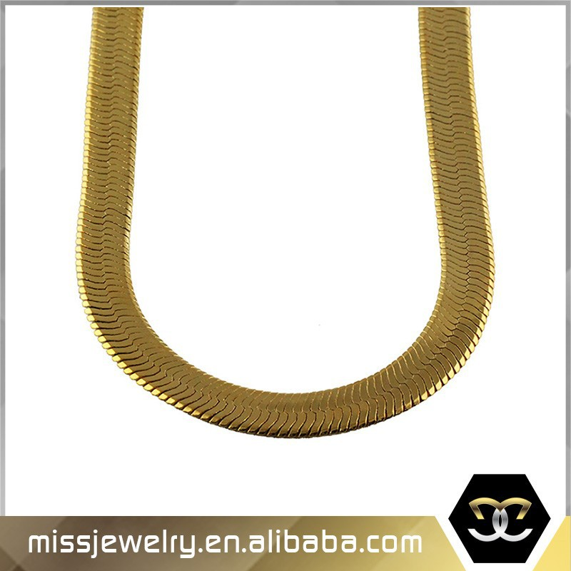 10mm wholesale bulk jewelry chain herringbone chain iced out hip hop chain jewelry design for men