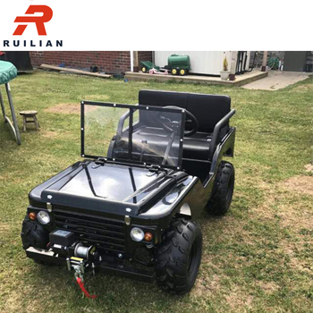 La 05 Made In China 110cc S Mini Jeep With Automatic Transmission