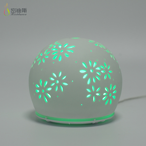 home electronic appliances aroma lamp oil diffuser and humidifier