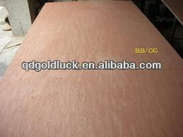 Supply Okoume Bintangtor Veener Faced Commercial Plywood