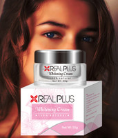 Best quality REAL PLUS face and body whitening cream
