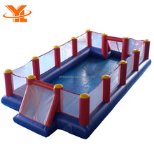 2018 Outdoor Sport Game Playground, Inflatable Football Field
