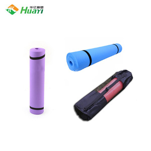 High Quality Products Exercise Cheap Yoga Matt by Gold Supplier