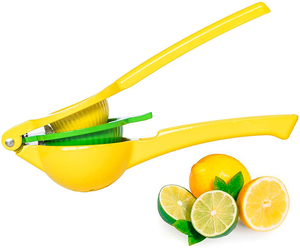Manual Citrus Press Juicer Premium Quality Metal Lemon Lime Squeezer