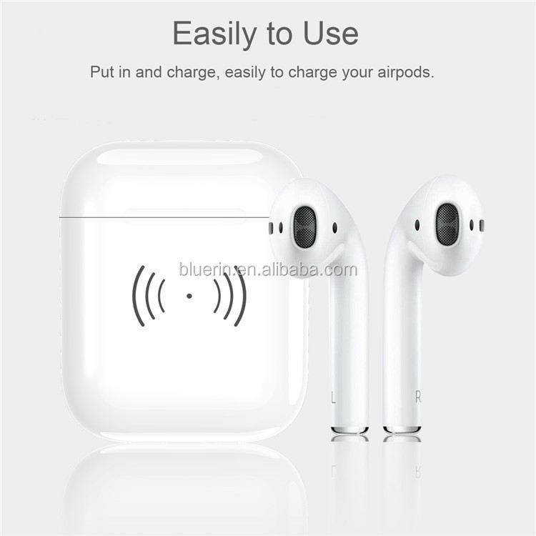 For Airpod Charging Case Replacement Wireless Charging