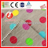 2015 Anti pilling shrink-resistant natural fabric clothing
