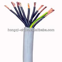 Copper Conductor PVC Insulation Remote Control Cables