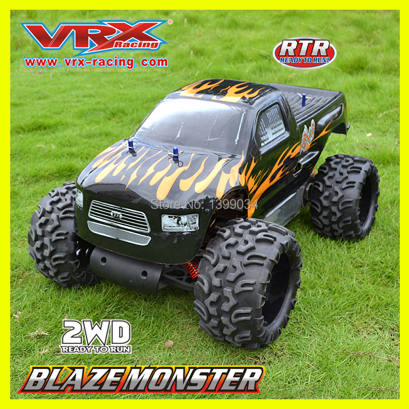 vrx racing 1 5th scale gas powered monster truggy 1 5 rc. Black Bedroom Furniture Sets. Home Design Ideas