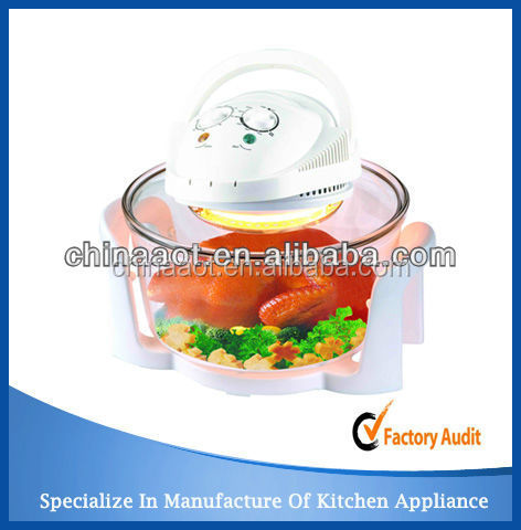 AOT-F901 Halogen Oven with Extender Ring