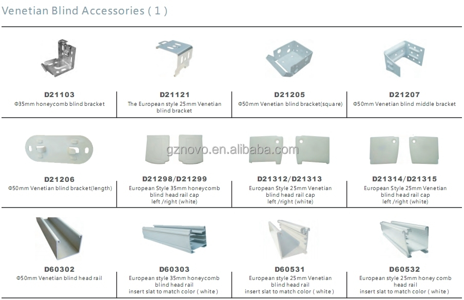 Wholesale Blind Parts Online Buy Best Blind Parts From
