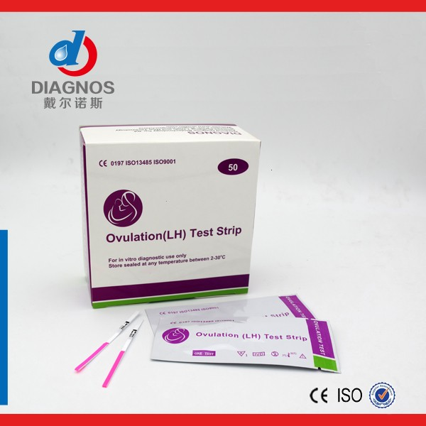 Medical Diagnostic Home Use Lh Urine Ovulation Test Kits