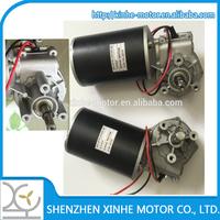 90mm 12V 350w dc worm gear motor wipper motor for Roller Shutter